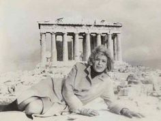 Image uploaded by 💭Angel Paranaloma . Find images and videos about girl, beautiful and beauty on We Heart It - the app to get lost in what you love. Athens Acropolis, Parthenon, Die A, Music Promotion, Famous Women, Music Lovers, Music Is Life, Teen Wolf, Old Photos
