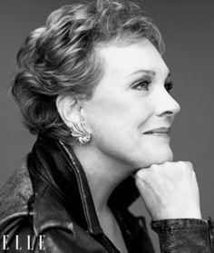 legend Julie Andrews; wish I could have had her career