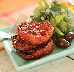 slow-roasted+summer+tomatoes