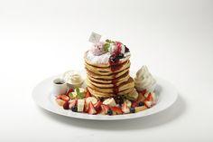 ふわふわしっとりパンケーキが人気の 『BUTTER & DEL'IMMO CAFÉ DINING』三井アウトレットパーク 滋賀竜王店 オープン!