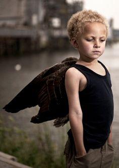Marie Cécile Thijs - Angel Boy II - 2008