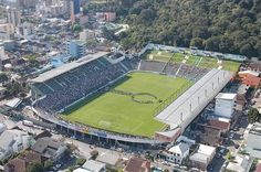 Estádio Alfredo Jaconi - Caxias do Sul (RS) - Capacidade: 20 mil - Clube: Juventude