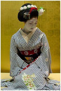 Maiko Ayano, sitting | Flickr - Photo Sharing!