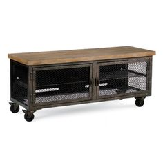 Thomasville Media Stock Yard Media Chest 46441-930