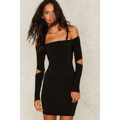 Ren Off-the-Shoulder Dress