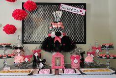 www.theperfecttablecapecod.com Sweet Sixteen Candy Buffet