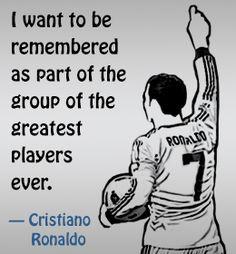 Cristiano Ronaldo quote
