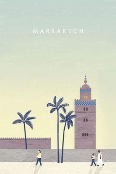 Marrakech ~ Katinka Reinke