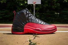 """The Air Jordan 12 Retro """"Flu Game"""" is Releasing: Check Out These Detailed Pictures - EU Kicks: Sneaker Magazine"""