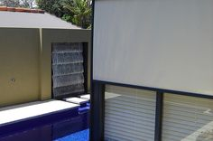 Issiroll exterior retractable blinds and sun shades