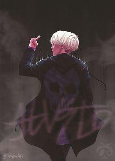 Read Yoongi Fanart from the story BTS Preferences by sugaxjams (Georgia c:) with reads. Heyy Yoongi fanart is here! Min Yoongi Bts, Min Suga, Namjoon, Taehyung, Jimin Jungkook, K Pop, Agust D, Foto Bts, Bts Boys