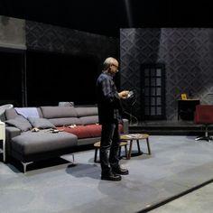"""Pruebas de sonido para """"Taxi"""". Hoy a las 20.30 h, estreno en el Teatro de las Esquinas #pilar15 #teatrodelasesquinas #teatro #zaragoza #regalazaragoza #zaragozapaseando #zaragozaturismo #zaragozadestino #miziudad #zaragozeando #mantisgram #magicaragon #loves_zaragoza #loves_aragon #igerszaragoza #igerszgz #igersaragon #instazgz #instamaños #instazaragoza #zaragozamola #zaragozacity #quehacerenzgzh"""