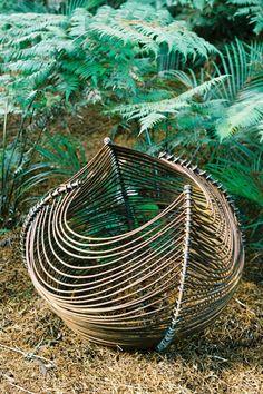 """""""Dream Vortex""""  garden art ....Caroline Robinson"""