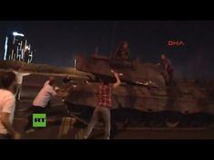 Crônicas da tentativa de golpe militar na Turquia - 15 a 16 de julho de ...