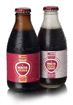 Malta India from Puerto Rico. It's a refreshing drink. Cooking tip: use as marinade for pork ribs on the grill.