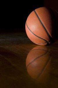 In my spare time I would like to be active and play basketball