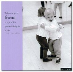 Ralph Waldo Emerson about Friendship