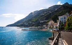 Amalfi, hier lässt es sich urlauben © Nisa Maier Amalfi, Water, Outdoor, Italy, World, Nice Asses, Gripe Water, Outdoors, Outdoor Games