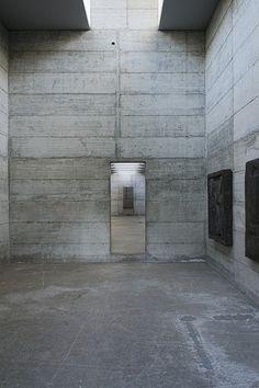 La Congiunta, Giornico, Switzerland  Peter Märkli, 1989-1992