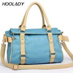 [Bags Star]Hoolady Handbags New Popular Bow Handbags Package Tide Handbags 15543985294