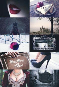 Evil Queen/Regina Mills aesthetic
