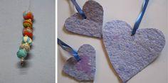 DIY s papírovou buničinou