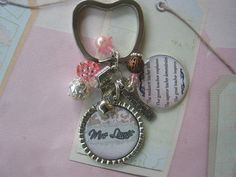 Personalized Teacher's gifts Keychain keyring by emtabby on Etsy, $20.00