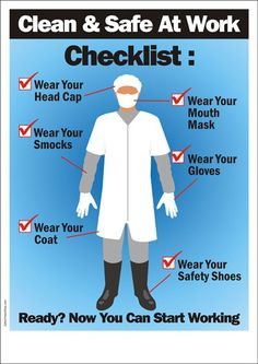 Kitchen Safety Posters – Safety Poster Shop – Page 4 Food Safety Training, Food Safety Tips, Food Tips, Food Safety And Sanitation, Food Manufacturing, Food Handling, Safety Posters, Work Meals, Workplace Safety