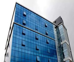 Super Acp Cladding and Structural Glazing: Acp cladding and Glass ...