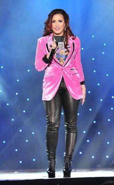 Demi Lovato, Iquique, Chile, 2012