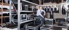 Interview Pieter Ratten als 'starter v/d week' bij Westfriesland in Bedrijf