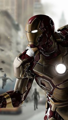 This Iron Man Quiz will really tickle your brain cells. Best Quiz ever on Tony Stark played by Robert Downey Jr. Become an Avenger if you get 10 on Marvel Fanart, Marvel Comics Art, Marvel Comic Universe, Avengers Comics, Iron Man Avengers, Avengers Age, Iron Man Kunst, Iron Man Art, Ultron Wallpaper