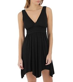 Kenneth Cole Reaction Jersey Cover Up Dress