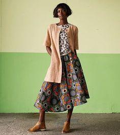 #niufashion #pe16 #ss16 #laislabonita #newcollection #istastyle #istafashion #colors #kanga #africanstyle by niu_fashion
