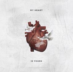 Heart Burn, My Mm, Ink Art, In A Heartbeat, Tattos, Surrealism, Anatomy, Moose Art, Hearts