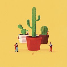 Colorful Illustrations by Jack Hudson-3