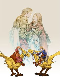Final Fantasy tactics (The war of the Lions)