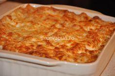 Cum se face lasagna cu legume. Retete fara carne. Paste cu legume. Retete cu poze. Retete italienesti. Lasagna, Macaroni And Cheese, Clean Eating, Vegetarian, Paste, Cooking, Ethnic Recipes, Food, Kitchens