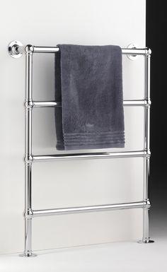 "Sterlingham Enville/4 Four Rail Strand Towel Warmer - 21.5""w x 38.3""h"