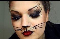 Trucco sexy da gatta o da tigre per carnevale
