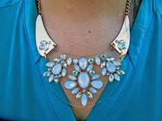 jewelry, колье, бижутерия