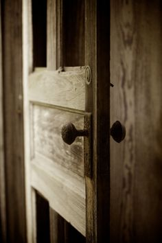 Old Farm House Door