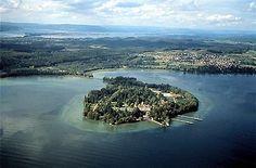 Bodensee, Germany,  Insel Mainau