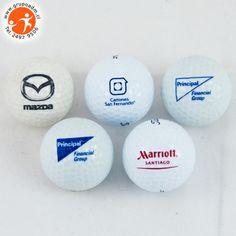 Pelotas de Golf Personalizadas con Logo Corporativo