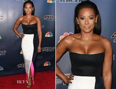 Mel B In Roksanda – 'America's Got Talent' Season 9 Post-Show Red Carpet Event