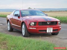 Ford Mustang 4.0L V6 5 Speed Manual #ford #mustang #forsale #unitedkingdom