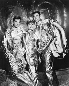 Image result for lost in space publicity 1965