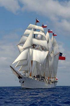 Wondering beauty of Australia. Sailboat Yacht, Yacht Boat, Old Sailing Ships, Full Sail, Old Boats, Wooden Ship, Armada, Sail Away, Ship Art