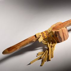 Eagle Claw Peace Pipe - Made In Oklahoma - National Cowboy Museum