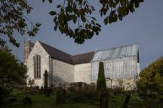 McCullough Mulvin Architects, Christian Richters · St Mary's Hall
